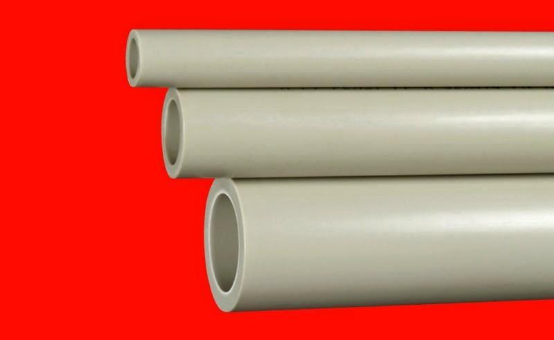 Vodoinstalační materiál plast